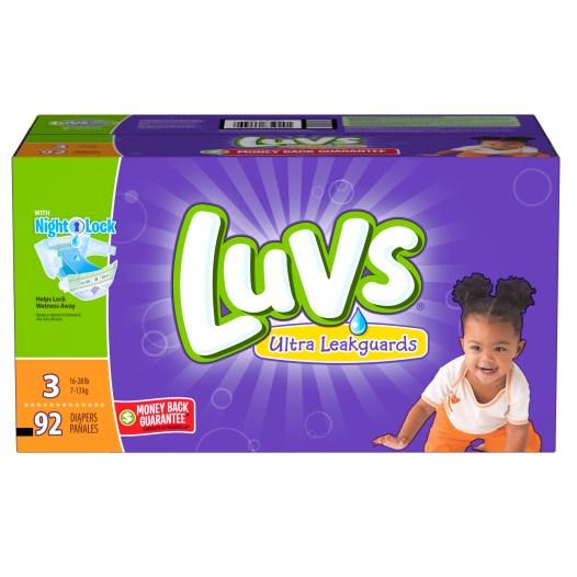 Luvs $2 printable coupon