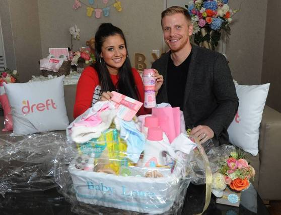 "Sean and Catherine Lowe had a Dreft ""Loads Of Love"" Baby Shower"