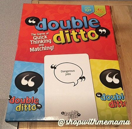 A Fun Game To Play With Family And Friends Double Ditto