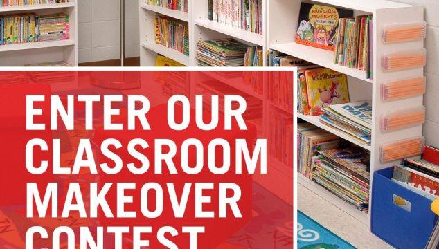 Velcro Brand Classroom Makeover Contest!