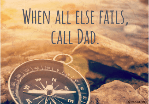 Father's Day Printable Quote