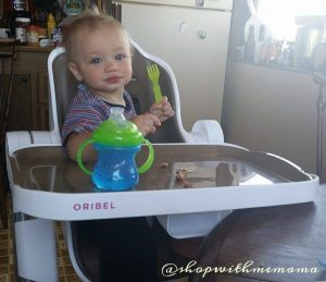 Cocoon Is The Complete High Chair!