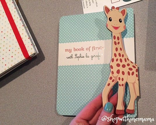 Sophie The Giraffe's New Baby Books Series Are Adorable
