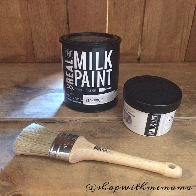 What Are The Milk Paint Colors?