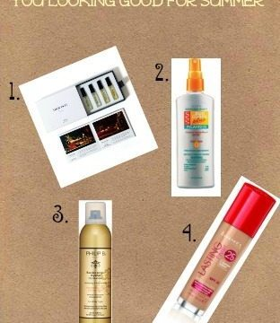4 Beauty Essentials To Keep You Looking Good For Summer