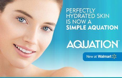 AQUATION Skin Care At Walmart Review