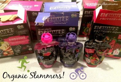 A Smart Snack To Keep Kids Fueled Organic Slammers Review and Giveaway