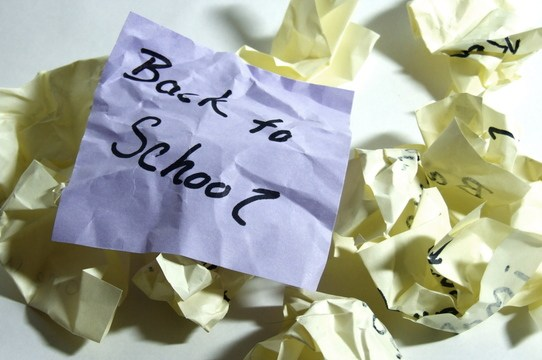 Tips For Parents To Ease Back To School Jitters