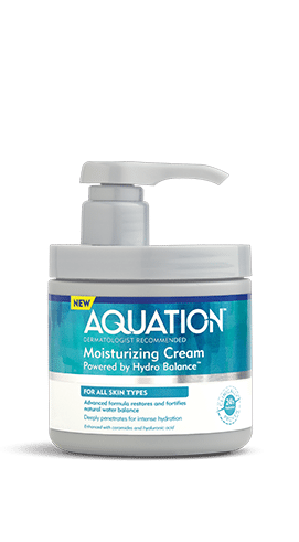 AQUATION Moisturizing Cream review