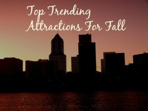 TripAdvisor's List of Top Trending Attractions For Fall