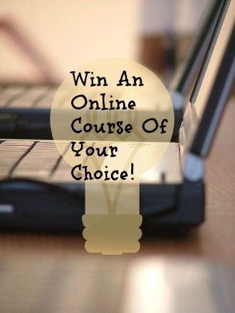 Win an online course of your choice Home Learning & Home Study Courses At Your Fingertips