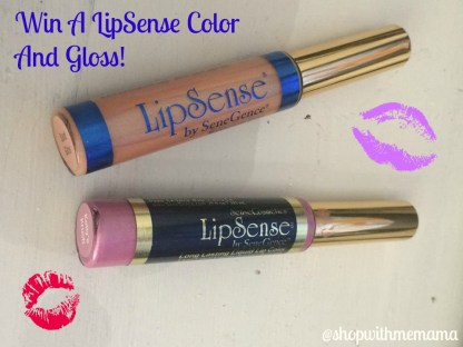Check Out Lipsense! It Won't Smudge Or Budge!