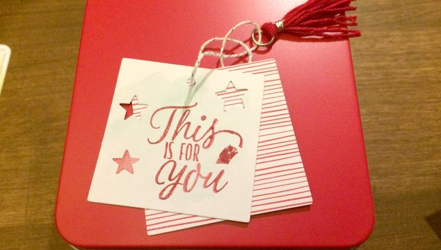Handmade Tags For Gift Giving!