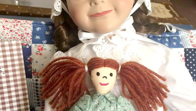 "Queens Treasure Laura Ingalls 18 "" Doll Review (Giveaway!)"