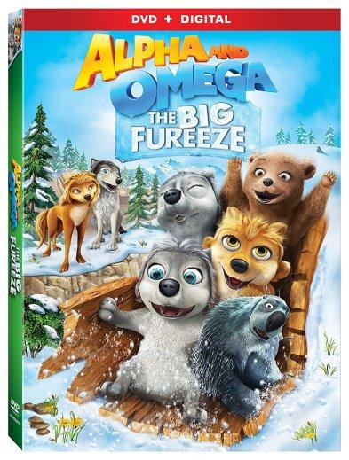 Alpha and Omega The Big Fureeze