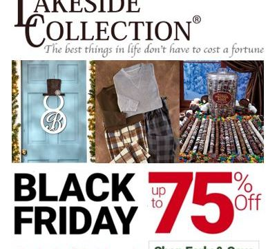 The Lakeside Collection's Black Friday Deals