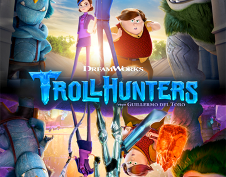 Trollhunters Rock Candy Recipe (Printable)
