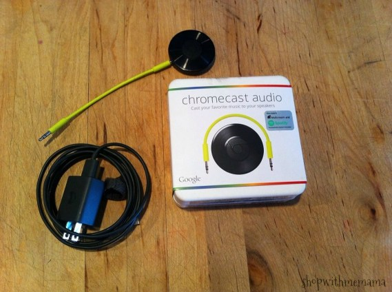 Google Chromecast Audio From Best Buy