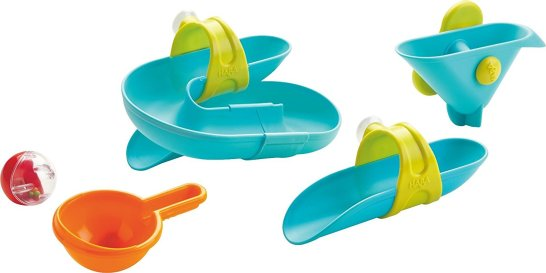 HABA Bathing Bliss Bathtub Ball Track