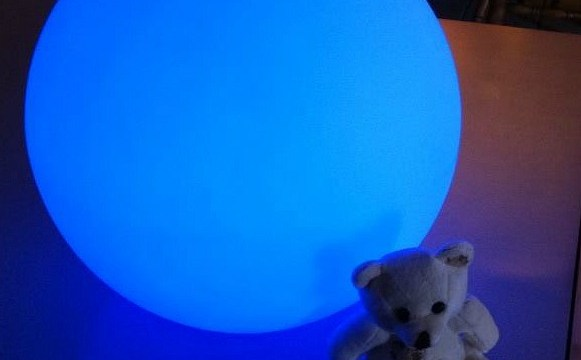 Have You Seen This LED Light Up Ball?