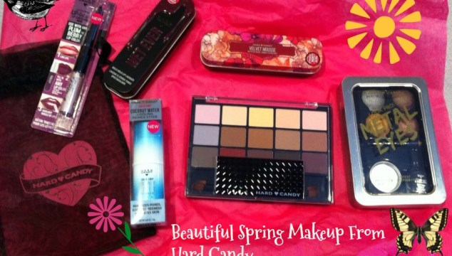 Beautiful Spring Makeup From Hard Candy