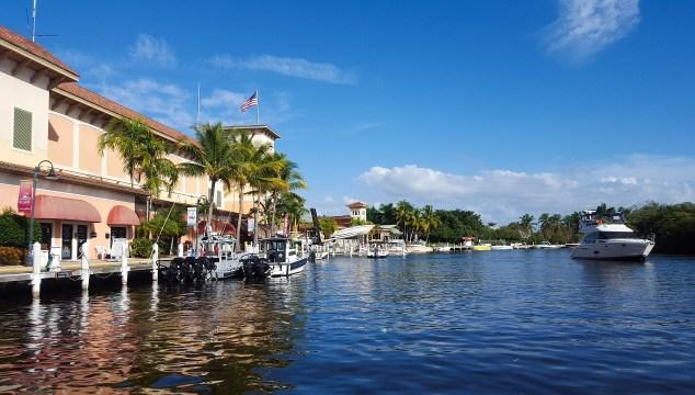 Driving the Florida Keys
