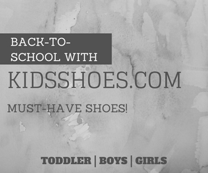 Back-To-School Must-Have Shoes At KidsShoes.com! (Giveaway!)