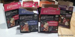 Organic Slammers Superfood Snack Pouches! (Giveaway)