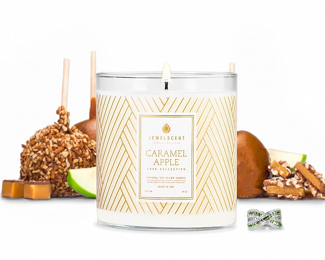 Earn Holiday Money By Selling These Yummy Candles! JewelScent Candles