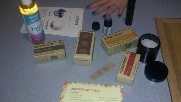 Simply Earth Essential Oils Recipe Box! Grab Yours With This Discount!