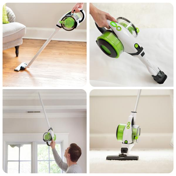 Clean Your Floors With The nugeni VAC+