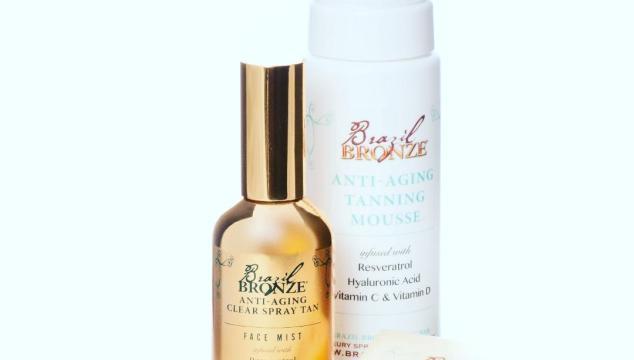 Brazil Bronze Anti-Aging Spray Tan Mist