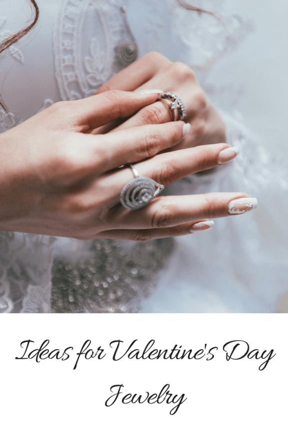 Ideas for Valentine's Day Jewelry
