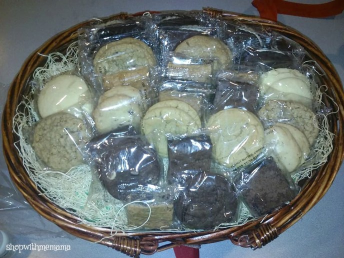 Baked Goods Deluxe Gift Basket From Gourmet Gift Baskets