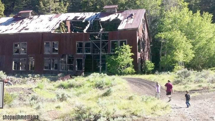 Mackay Idaho Mines is Such A Fun Summer Adventure!