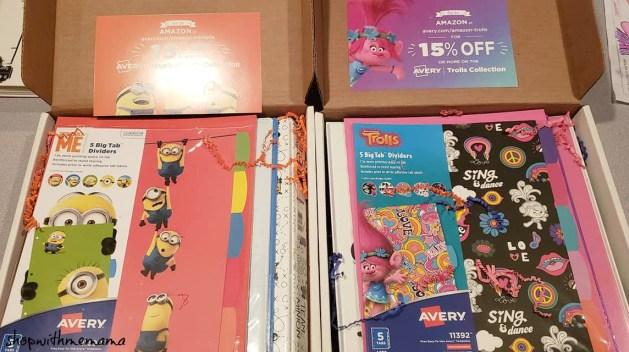 School Supplies For Kids