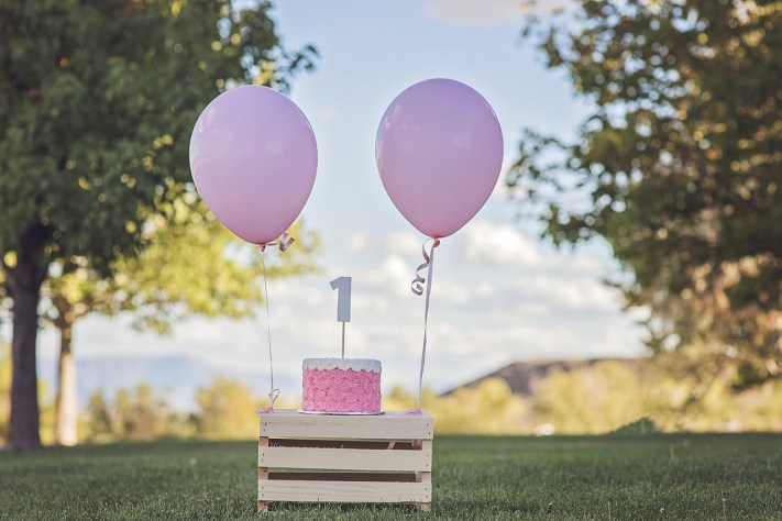 Celebrate First Birthday For Baby