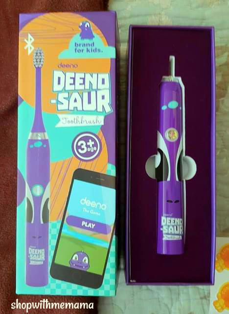 Children's electric toothbrush