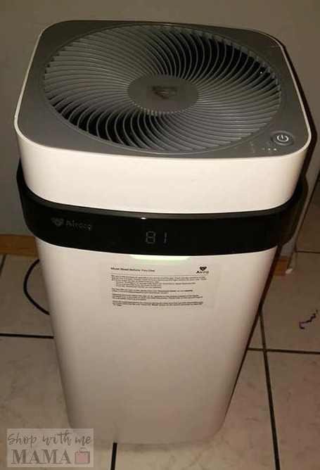Home Air Purifier