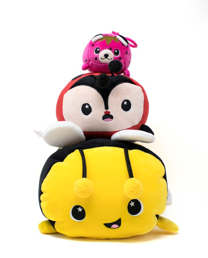 Moosh-Moosh Collectible Cuddly Characters