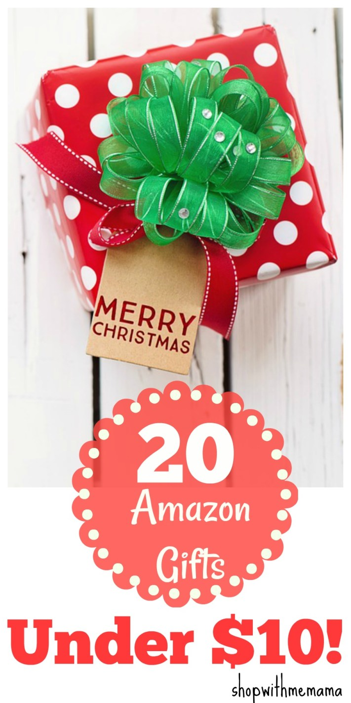 20 Amazon Gifts Under $10