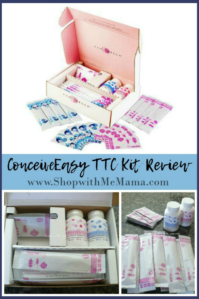 ConceiveEasy TTC Kit Review