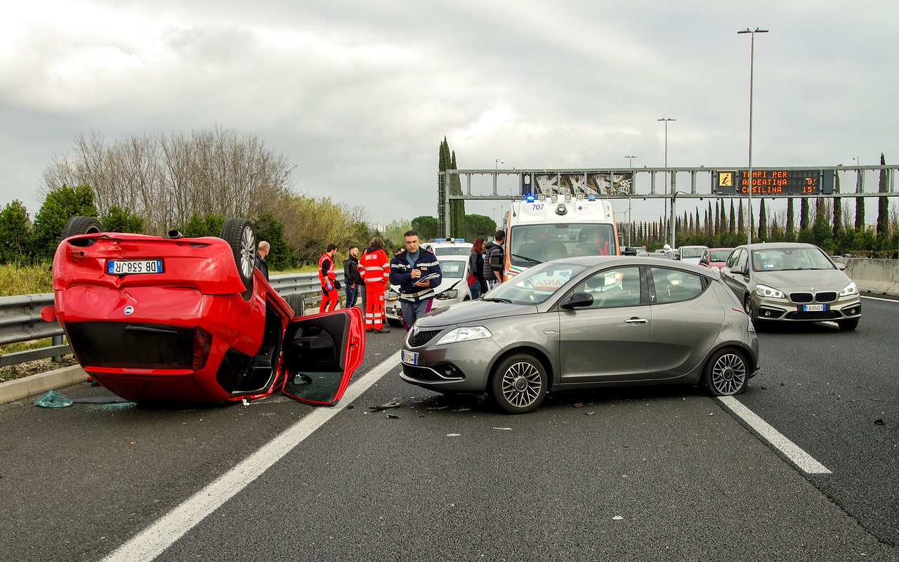 Stay Safe With These Car Crash Tips