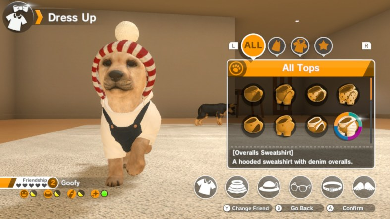 little friends dogs and cats nintendo switch game