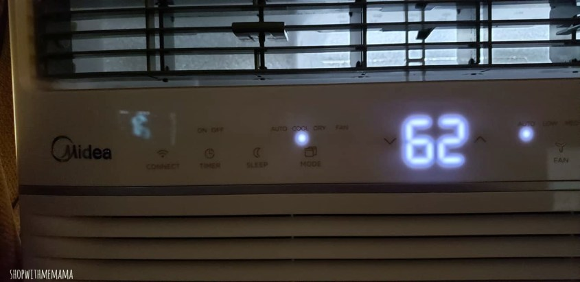Midea AC SmartCool Window Air Conditioner - Shop With Me Mama