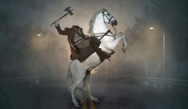 Gotico-Horror – episodio 2   La leggenda del cavaliere senza testa
