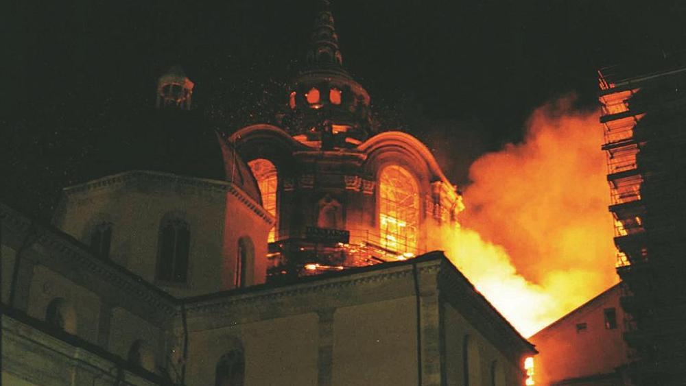 Biblioteche e bibliofilia: Episodio 3-Il rogo di Torino