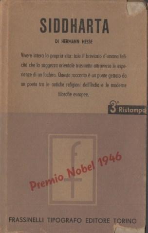 Edizione Frassinelli 1951