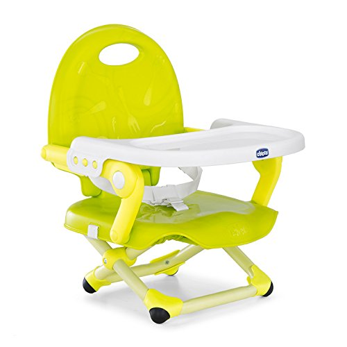 Chicco Sitzerhöhung Pocket Snack, lime
