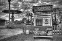 Abandoned Amusements Of Jolly Rogers Amusement